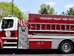 Pleasant Valley Fire Department Plain City Ohio
